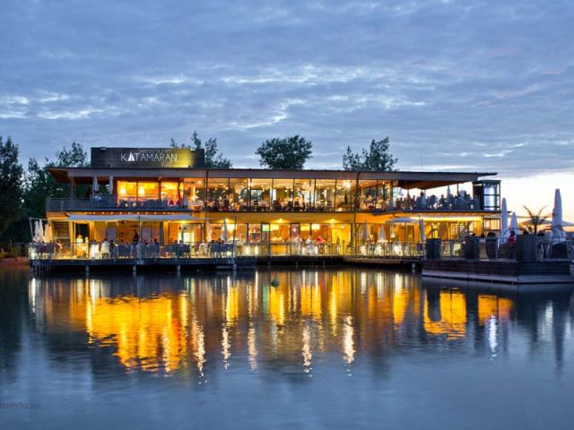 Gutschein Seerestaurant Katamaran