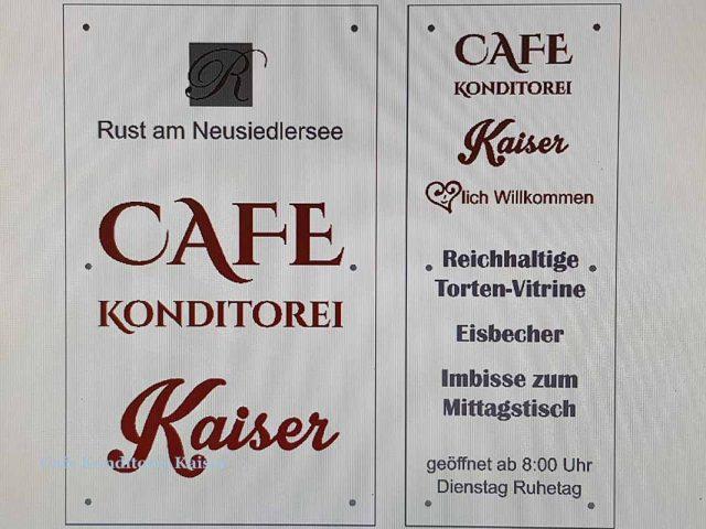 Cafe Konditorei Kaiser
